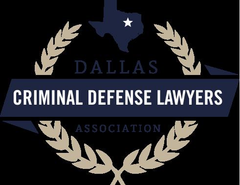 Dallas Criminal Defense Lawyers Association logo.